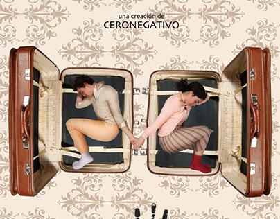Graphic Design for Ceronegativo, Theater