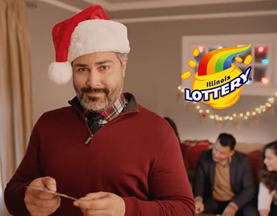 Illinois Lottery - The Holiday Hero