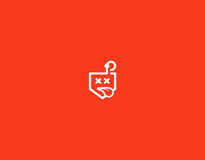 Poyerbani - Yerba Mate Store logo concept