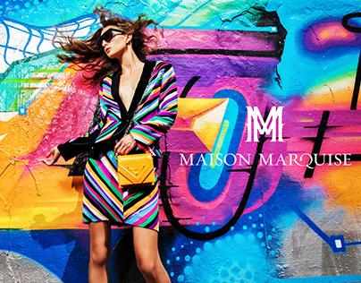 Maison Marquise Ad' campaign 2018 s/s