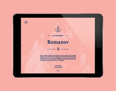 La Maison Romanov