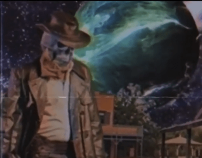 See you, space cowboy!