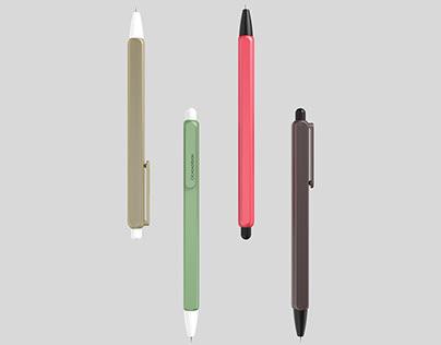 Ballpoint pen design