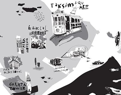 41.013611°N 28.955°E' beyoğlu map'19