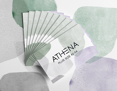 Branding / Corporate Design for Athena Fashion