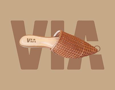 Via Salto - Logo Redesign