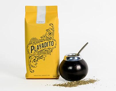 Playadito - Yerba Mate