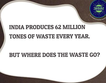 Waste Segregation Campaign.