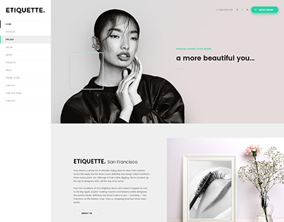 Etiquette Fashion Shop