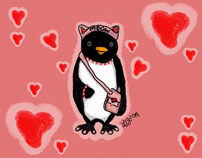Lotsa Penguins!