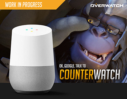 CounterWatch – A Fan Made Overwatch Voice Skill