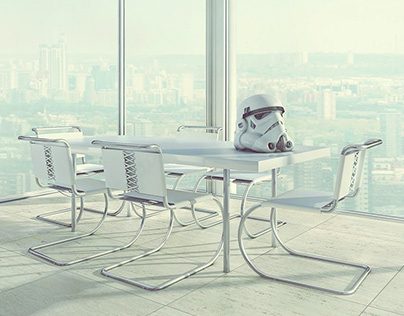 Storm Trooper's Day Off