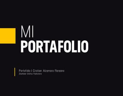 Mi Portafolio - Diseño Gráfico