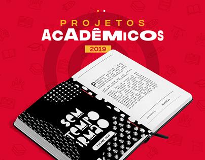 Projetos Acadêmicos 2019