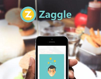 Zaggle App Design