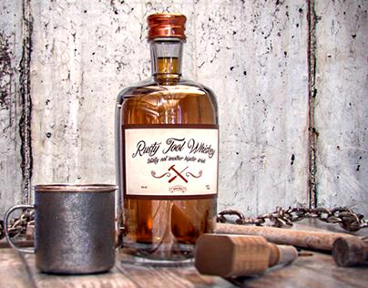 Rusty Tool Whiskey