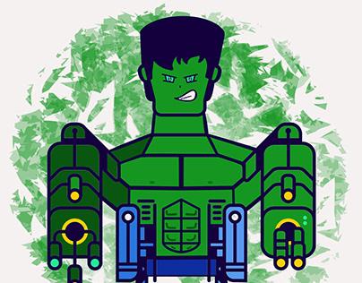 The Incredible Hulk Bot