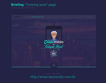 SeuCondô - Coming Soon Page | www.seucondo.com.br