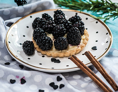 Dessert photoshoot