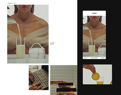 Jacquemus — Design Concept