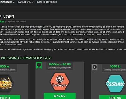 CasinoHex DK