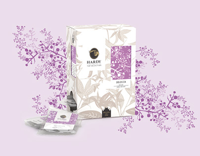 Tea collection package design