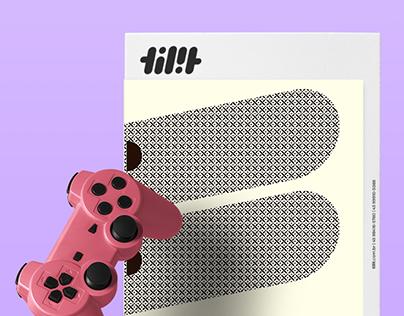 Identidade Visual: Tilit /fábrica de projetos