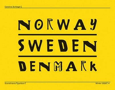 Scandinavia Typeface