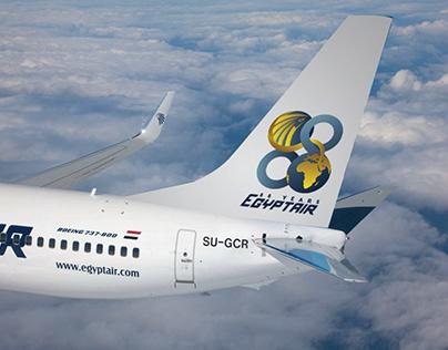 88 Years of Egyptair