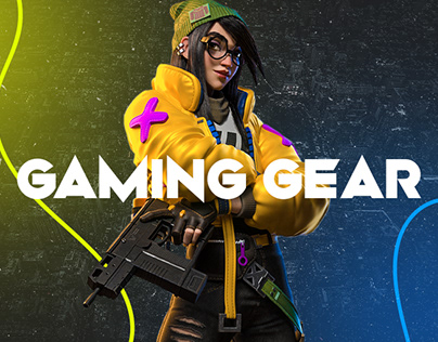 Concept Design For Gaming Gear