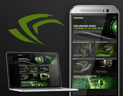 Nvidia | Re-design