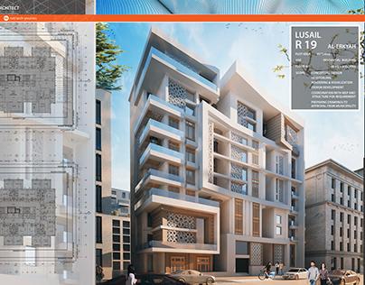 R19 - RESIDENTIAL BUILDING - LUSAIL QATAR