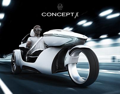 CONCEPT X——Personal Concept Transportation