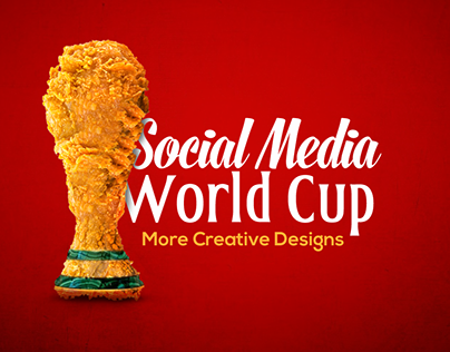 Social Media| Creative Ideas for World Cup