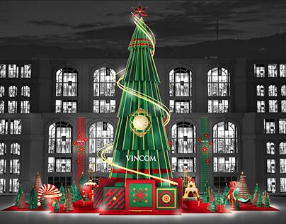 "ChristmasDecoration ""VINCOM"""