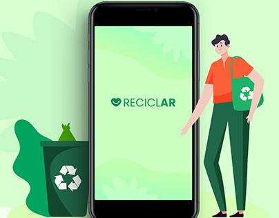 Reciclar UX/ UI