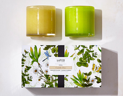 LAFCO New York Packaging Illustrations