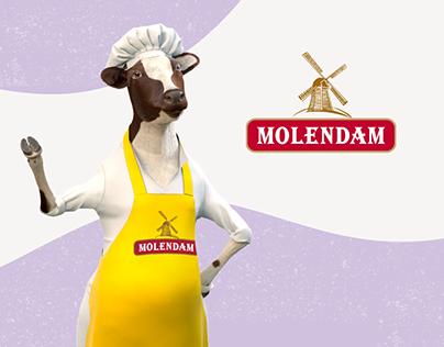 Molendam — Brand website