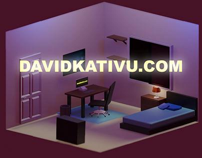 DAVIDKATIVU.com Promo