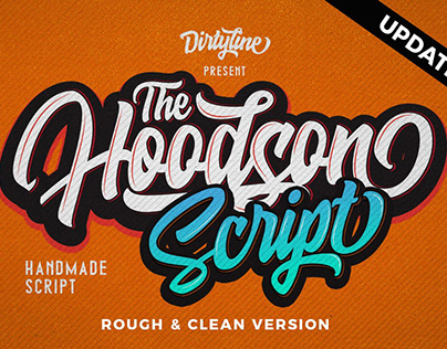 FREE Hoodson Script Font
