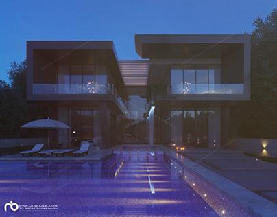 Exterior Design,Architectural Visualization