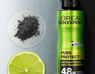 Men Expert Pure Protect