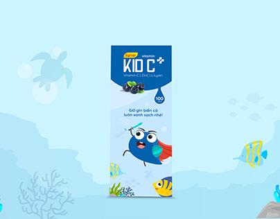 Children Pharmacy Packaging