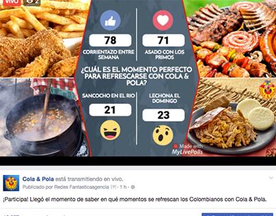 Contenidos Cola & Pola