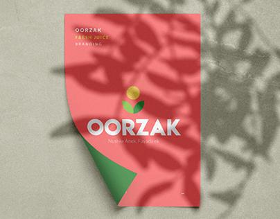OORZAK - Branding Project