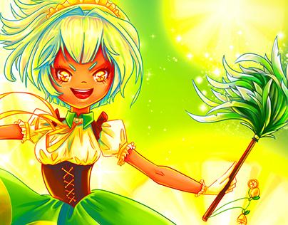Miss Lemon Maid
