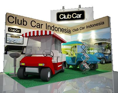 club car Indonesia at IIMS 2017