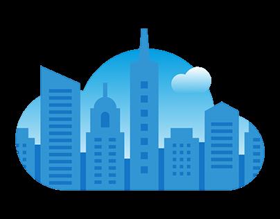CityScreen website – video ad management service