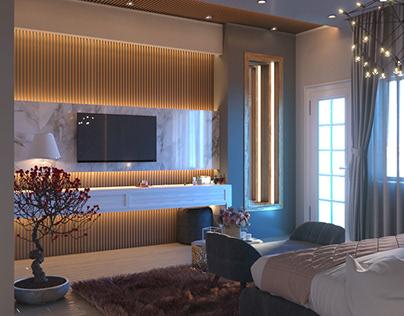 Master Bedroom KSA