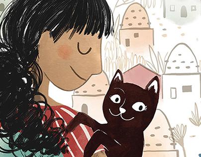 Una gatta in fuga - Giunti Editore